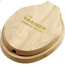 The Trainer Cribbage Board - 2 Track -