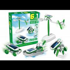 6-in-1 Educational Solar Kit -