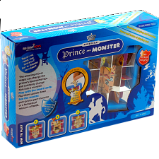 Mirrorkal: Prince and Monster -