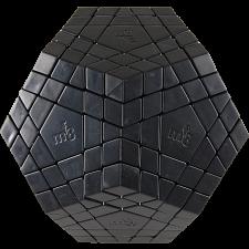 Gigaminx MF8 - DIY - Black Body -