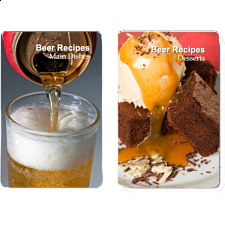 Playing Cards - Beer Recipes -
