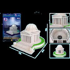 Jefferson Memorial - 3D Puzzle -