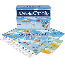Bible-opoly -