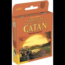 Struggle for Catan Card Game -