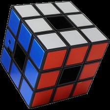 Rubiks Revolution - Electronic Handheld Game -