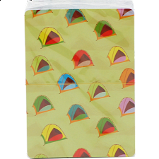 Playing Cards - Tent -