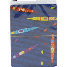 Playing Cards - Kayak -