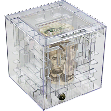 Money Maze -
