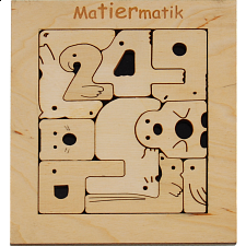 Matiermatik -