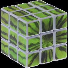 3x3x3 - Watermelon - White Body -