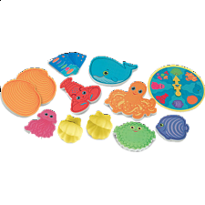 Seafood Sandwich Stacking Game -
