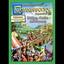 Carcassonne: Bridges, Castles, and Bazaars -