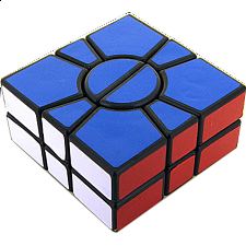 2 Layer Super Square 1 - Black Body -