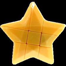 Star 3x3x3 Cube - Yellow Body -