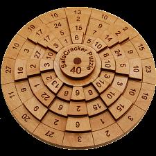 Safecracker 40 Puzzle -
