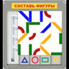 Mosaic Rudenko - Geometry -