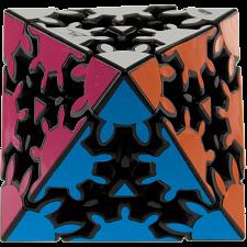 Timur Gear Corner Turning Octahedron - Black Body -