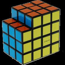 3x3x5 L-Cube with Evgeniy logo - Black Body -