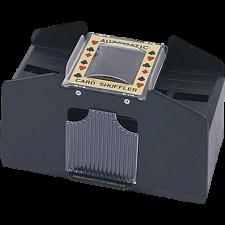 4 Deck Automatic Card Shuffler -