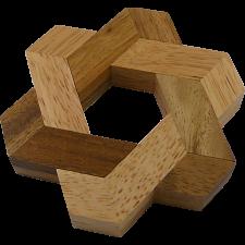 Star of David - Winshare Puzzles & Games -