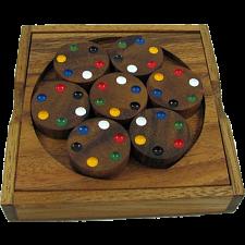 Color Match Circles -