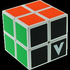 V-CUBE 2 Flat (2x2x2): White -