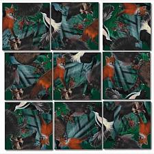 Scramble Squares - Forest Animals -