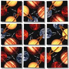 Scramble Squares - Planets -