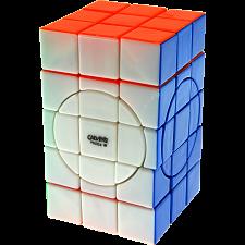 3x3x5 Super Cuboid with Evgeniy logo - Stickerless -