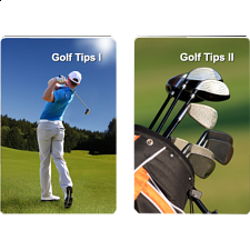 Playing Cards - Golf Tips -