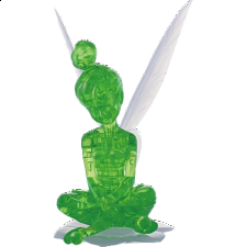 3D Crystal Puzzle - Tinker Bell -