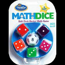 Math Dice Jr. -