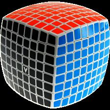 V-CUBE 8 (8x8x8): White -