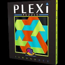 Plexi Puzzle - Iamond Hex -