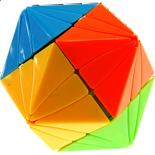 Evil Eye I (Close-eye) Dodecahedron - Stickerless -