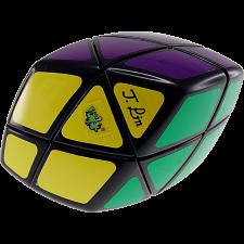 John Lin Skewb Curvy Rhombohedron - Black Body -