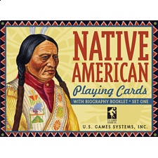 Playing Cards - Native American -