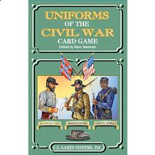 Uniforms of the Civil War - Card Game Deck -