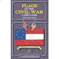 Flags of the Civil War - Card Game Deck -