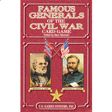 Famous Generals of the Civil War - Card Game Deck -