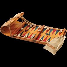Toboggan Backgammon -