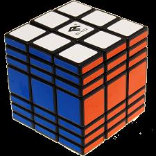 Fully Functional 3x3x7 Cube - Black Body -