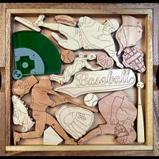 Baseball Fanatic Puzzle -