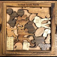 Football Fanatic Puzzle -