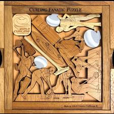 Curling Fanatic Puzzle -