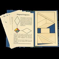 Puzzle Booklet - Diagonal Tangrams -