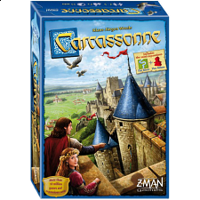 Carcassonne: Second Edition -