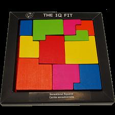 IQ Fit - Sensational Squares -