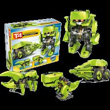 T4 Transforming Solar Robot -