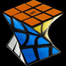 Eitan's Twist Cube - Black Body -